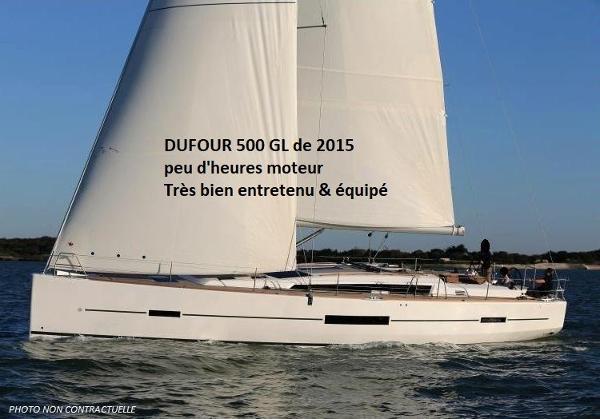 Dufour 500 Grand Large DUFOUR 500 GL EXT