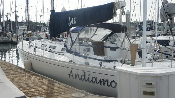 J Boats J/46 Andiamo