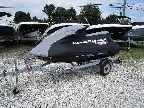 Yamaha WaveRunner SVHO