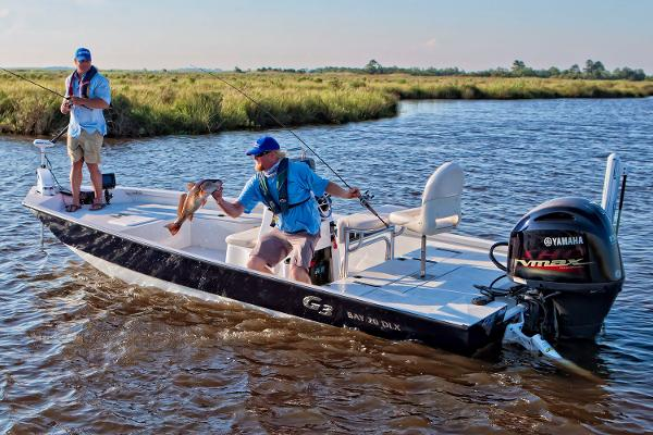 G3 Boats Bay 20 DLX Manufacturer Provided Image