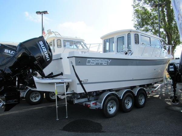 Osprey Pilothouse 26 Long Cabin