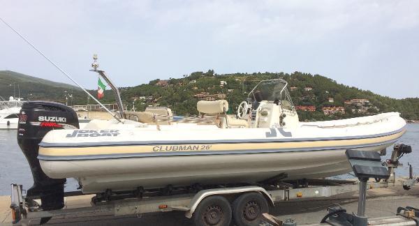 JokerBoat Clubman 26 JokerBoat Clubman 26