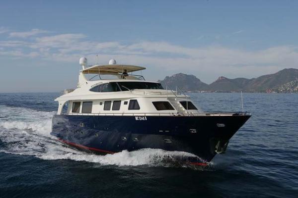 Gianetti Navetta 26 m Gianetti 26m Sailing