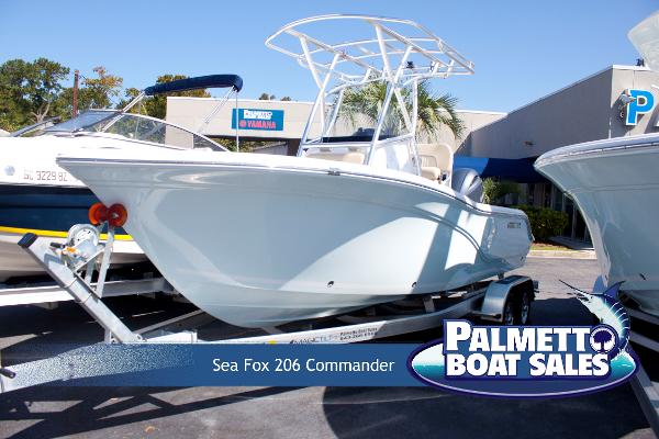 Sea Fox 206 Commander