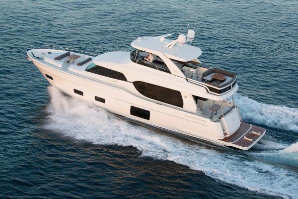 Ocean Alexander 70E Motoryacht