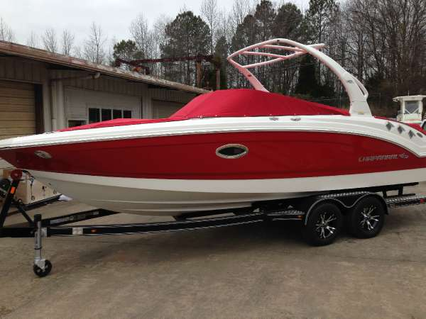 Chaparral 246 WT Sport Boat