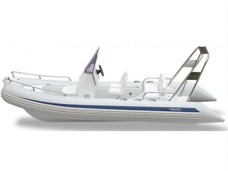 Grand Marine Silver Line Cruisers S550HGRF