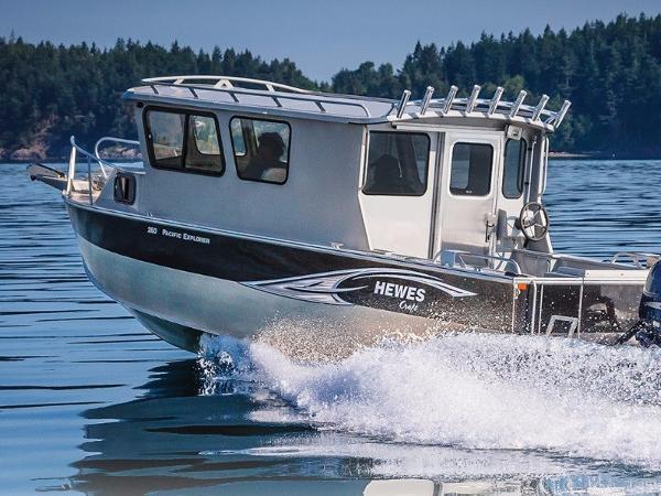 Hewescraft Pacific Explorer 260ET
