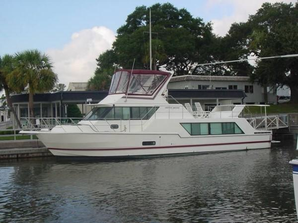 Harbor Master 520 Coastal Sistership