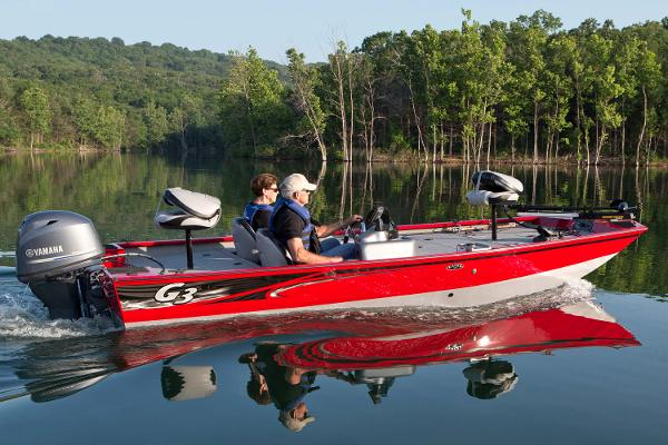G3 Boats Eagle 176 Manufacturer Provided Image: Manufacturer Provided Image