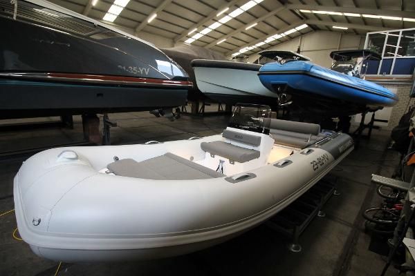 Williams Jet Tenders 520 SportJet