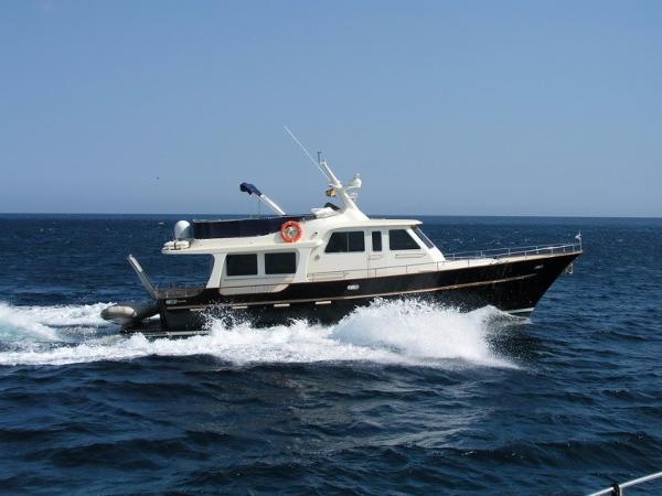 Belliure M/Y 48 Sailing
