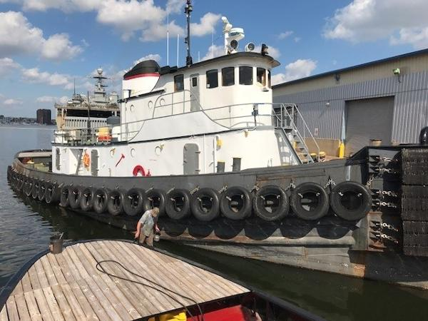 Commercial 3300 hp Twin Screw Tug