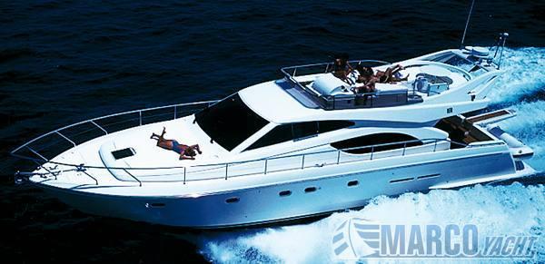 Ferretti Yachts My 53 fly