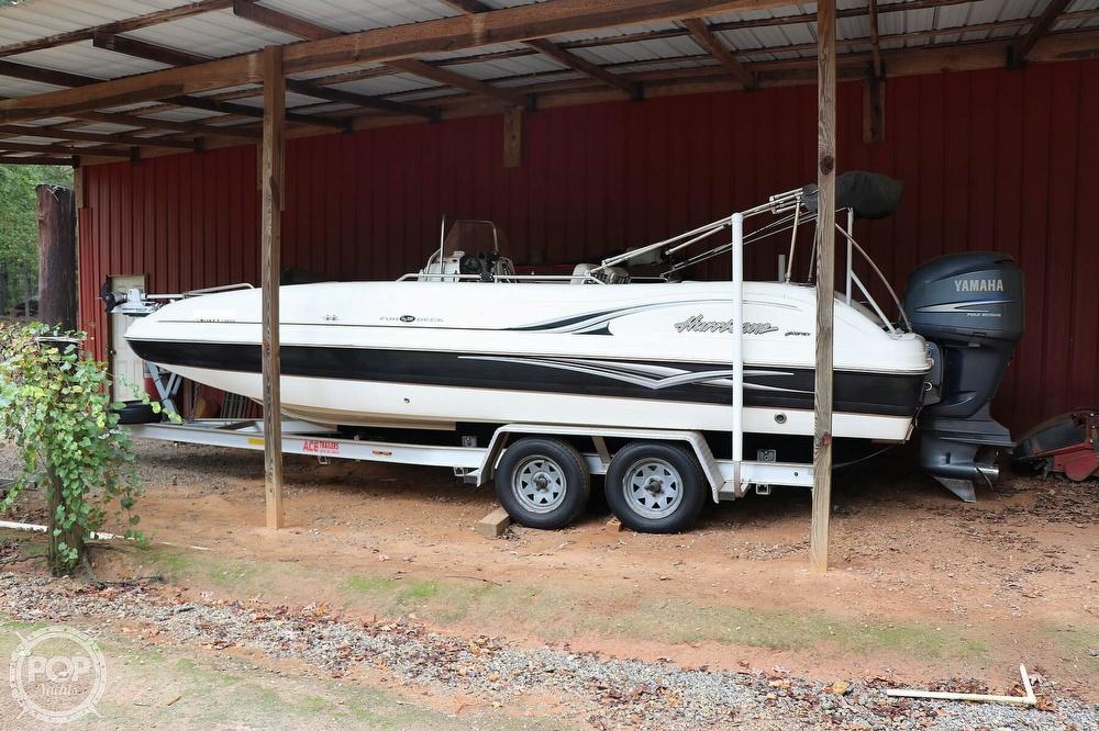 Hurricane GS231 Fun Deck 2007 Hurricane GS231 for sale in Newnan, GA
