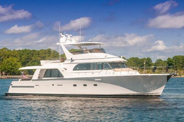 Cheoy Lee 72 Pilothouse 2002 Cheoy Lee 72 Pilothouse - Profile