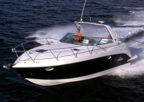 Rinker 320 Express Cruiser (35 feet) Manufacturer Provided Image