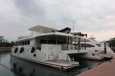 Prout 77 Power Catamaran