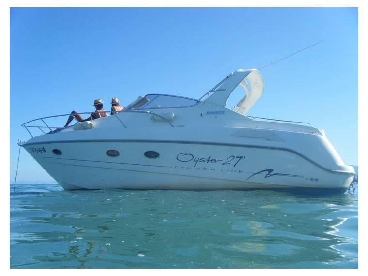 Sessa Sessa Marine Oyster 27
