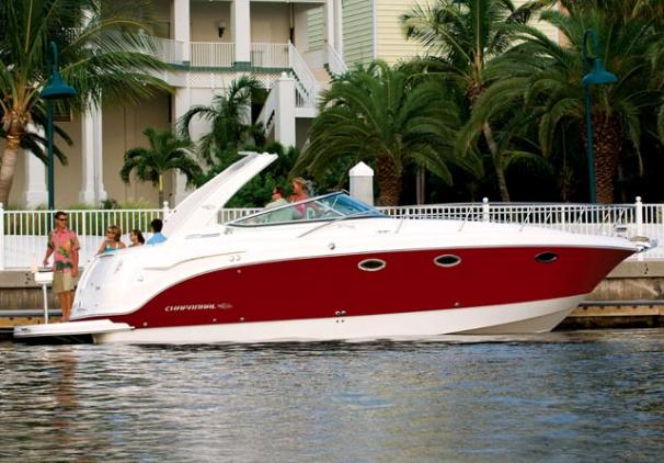 Chaparral 350 Signature Manufacturer Provided Image