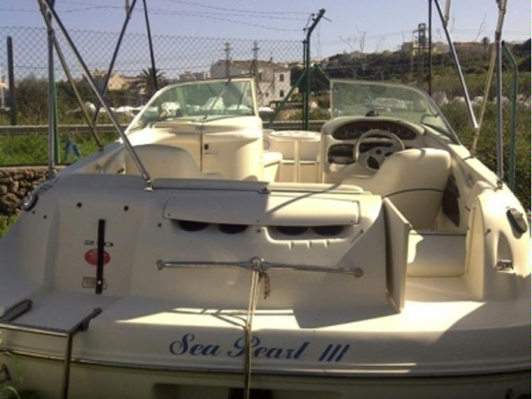 Sea Ray sea ray 210 sundeck