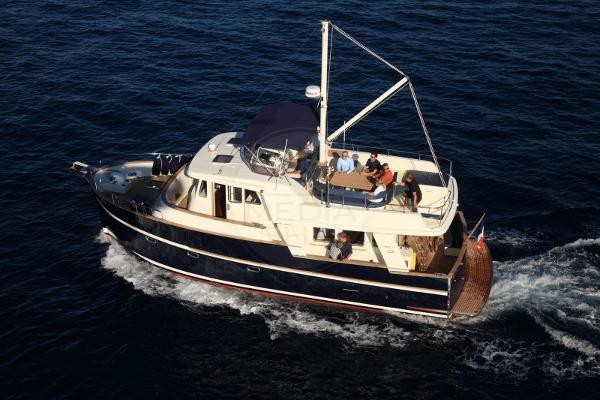 Rhea 47 Trawler RHEA - RHEA 47 TRAWLER - exteriors