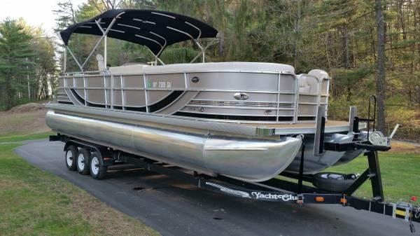 South Bay Pontoons 925 R