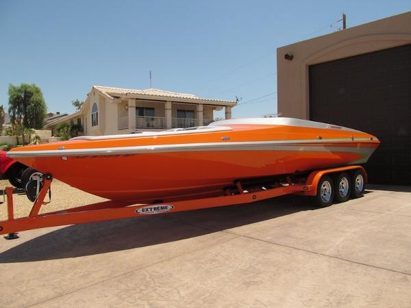 Howard Custom Boats Bullet CBR