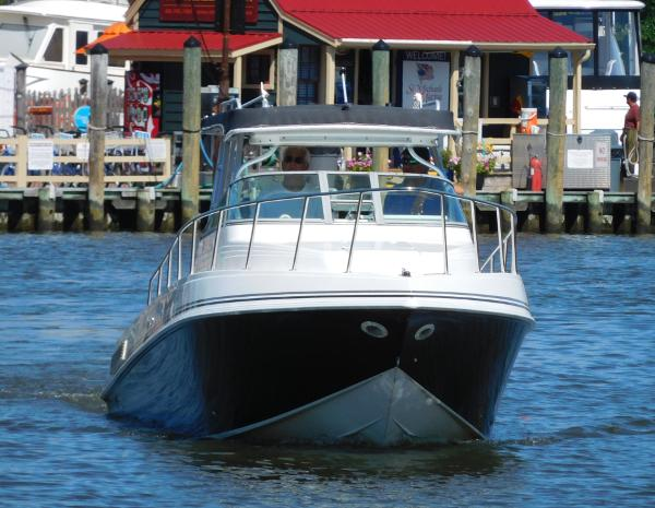Fountain 32 Sportfish