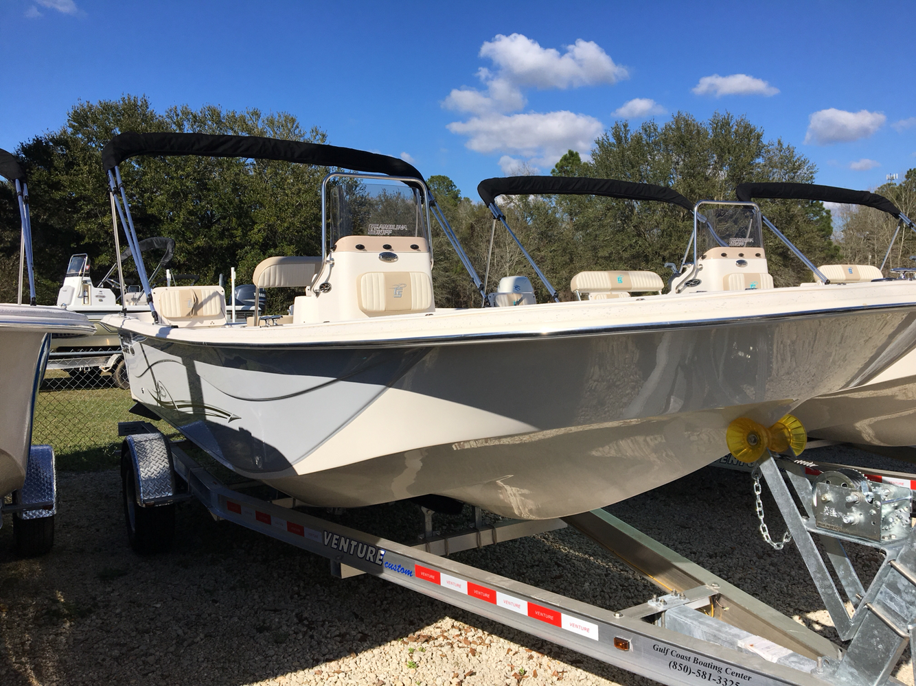 Carolina Skiff 218 Dlv Boats For Sale Boats Com