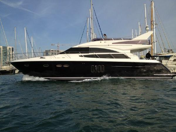 Princess 62 Flybridge Main Photo