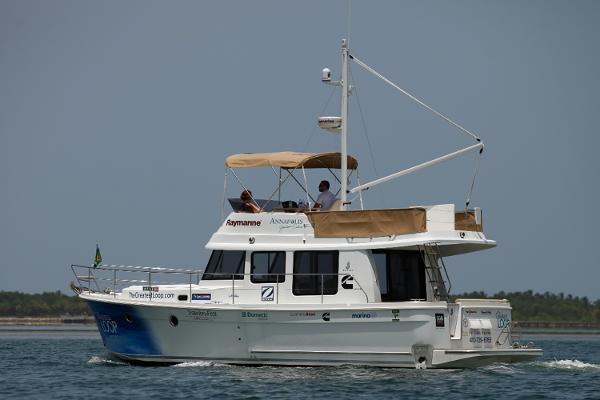 Beneteau America Swift Trawler 34