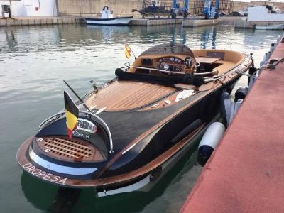 Kral 700 Classic Open Bow