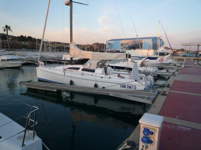 Pacer Yachts 376 Racing