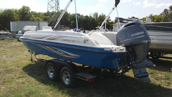 Starcraft Limited 2000 OB Fish