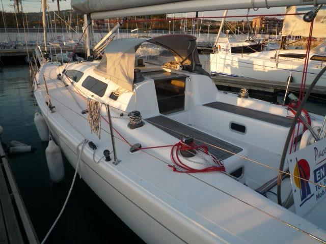 Pacer Yachts 376 CR