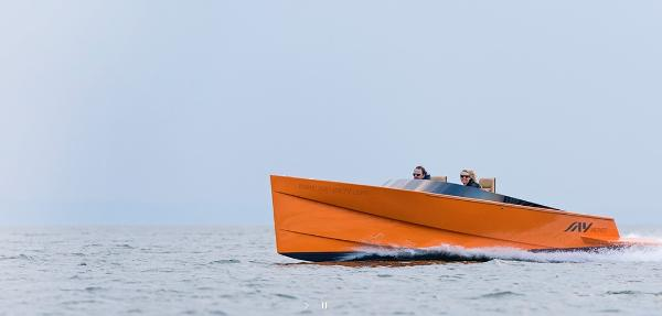 SAY Carbon Yacht Runabout 29 Manufacturer Provided Image: SAY 29