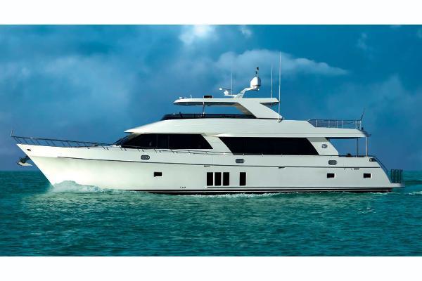 Ocean Alexander 90 Flybridge Motoryacht