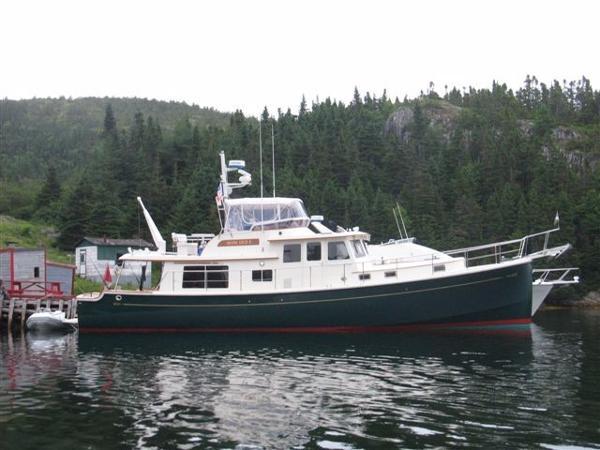 Kadey Krogen Express Main Profile