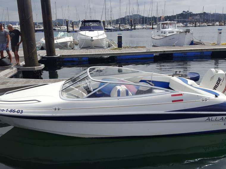 Campion Boats CAMPION  ALLANTE 535 motor del 2008
