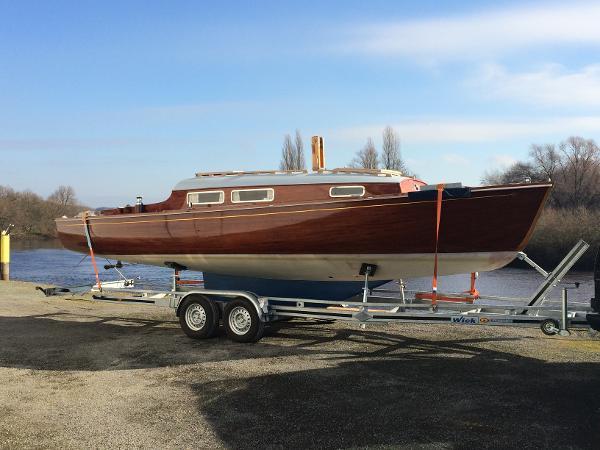 Rhode Werft Kielschwertjollenkreuzer