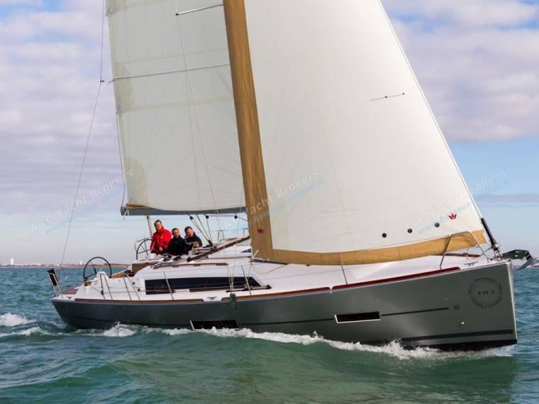 Dufour Yachts la Rochelle DUFOUR 382 Grand Large