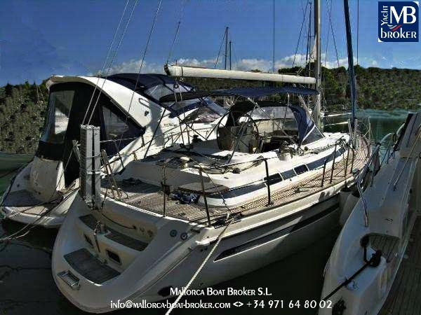 Schochl Sunbeam 37 Cruiser Sunbeam 37 Cruiser (2001) - in Spanien/Mallorca