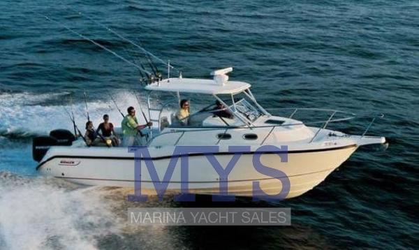 Boston Whaler 305 Conquest BOSTON WHALER 305 CONQUEST (008)