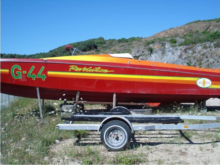 Cigarette Racing Cigarette 38' Top Gun GT