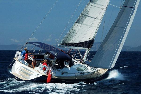 Jeanneau Sun Odyssey 54 DS Sun Odyssey 54 DS - AYC Yachtbroker