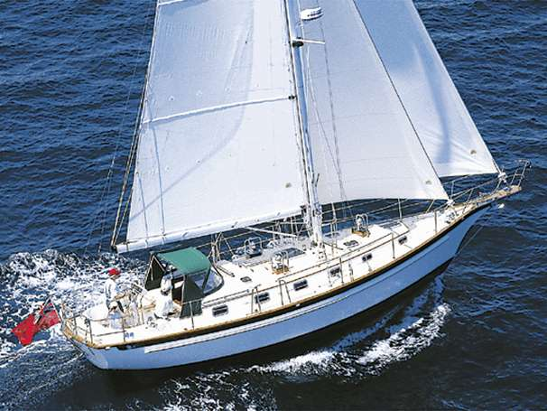 Cabo Rico 42 Manufacturer Provided Image: Similar boat shown: Cabo Rico 40.