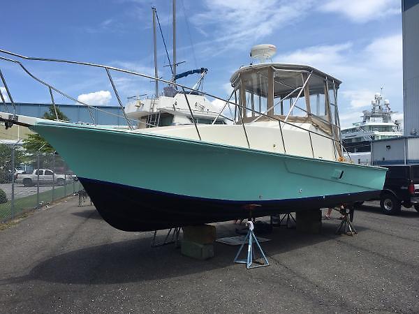 Custom Carolina 31 Custom