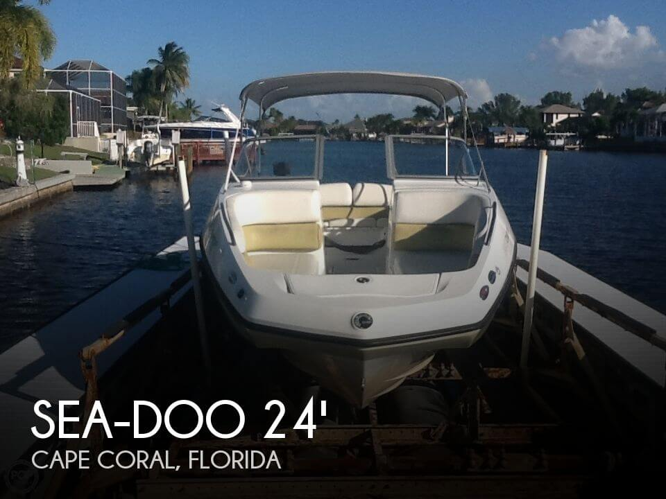 Sea-Doo 230 SE Challenger 2008 Sea-Doo 230 SE Challenger for sale in Cape Coral, FL
