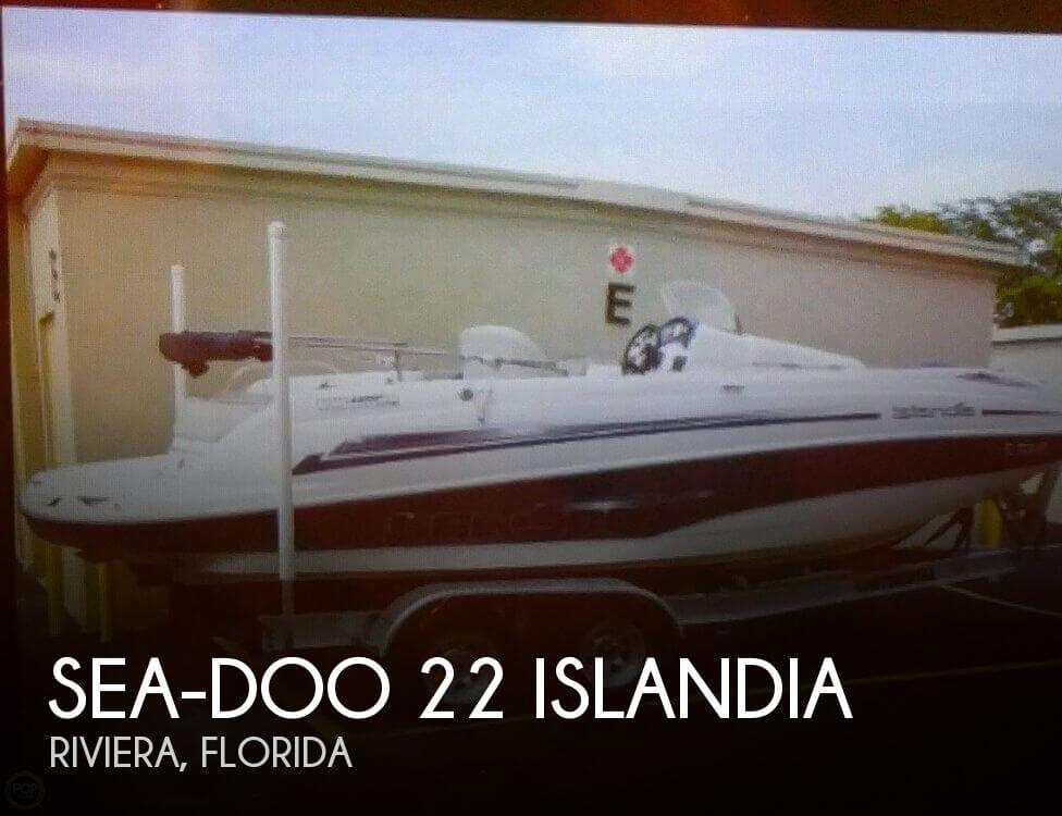Sea-Doo 22 Islandia 2002 Sea-Doo 22 Islandia for sale in West Palm Beach, FL